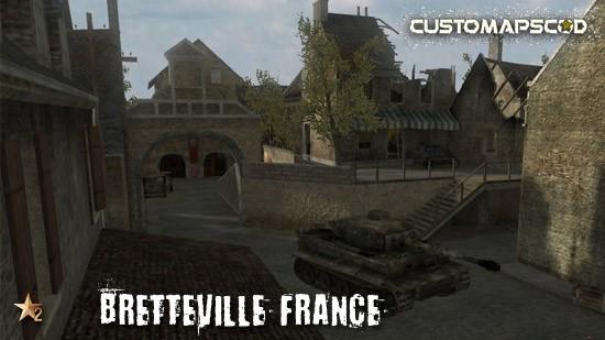Ramelle France Map.Customapscod Maps Hosting For Mohaa Cod2 Cod4 Cod5 Bo3